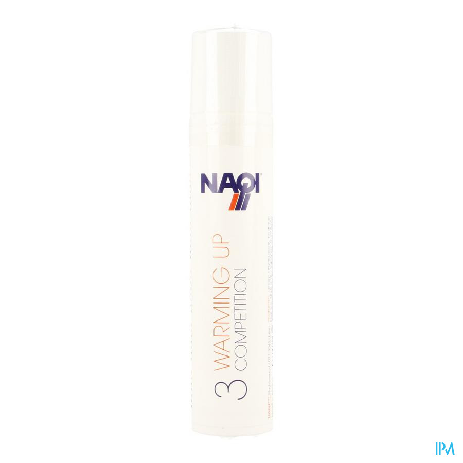 Naqi Warming Up Competition 3 Lipo-gel 100ml