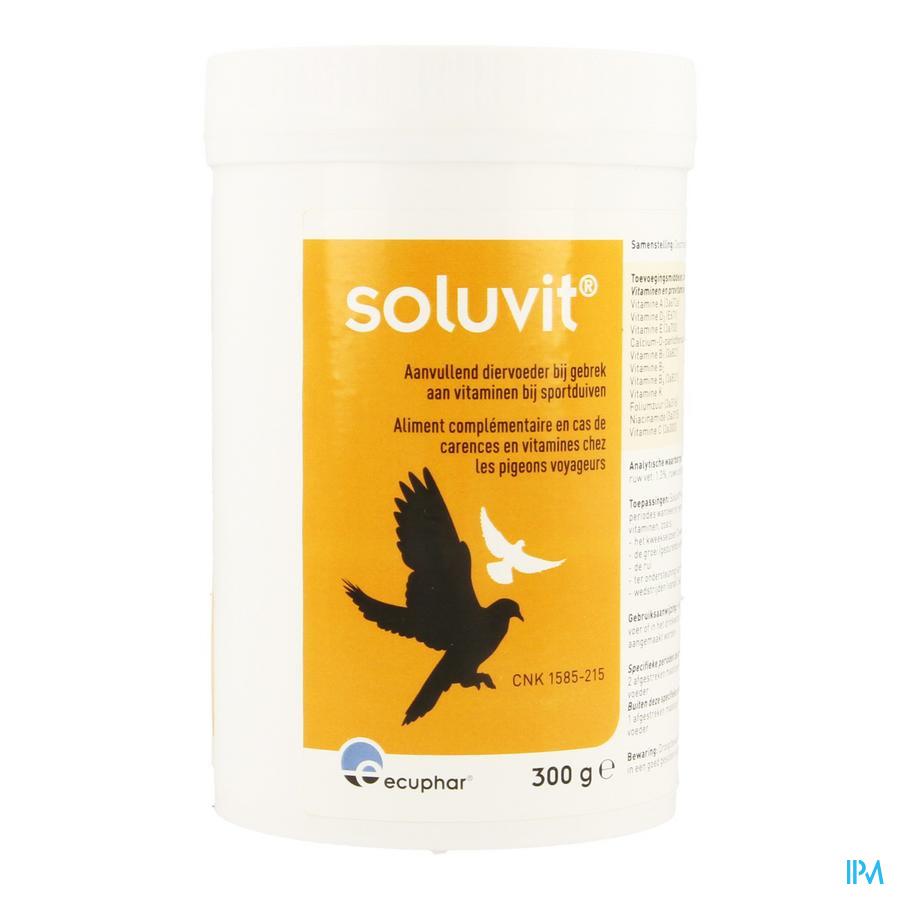 Soluvit Vitaminen Pdr Oplosbaar 300g