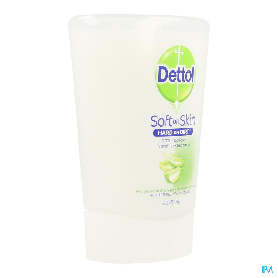 Dettol Healthy Touch Nt Aloe Vera Rechar. Nf 250ml