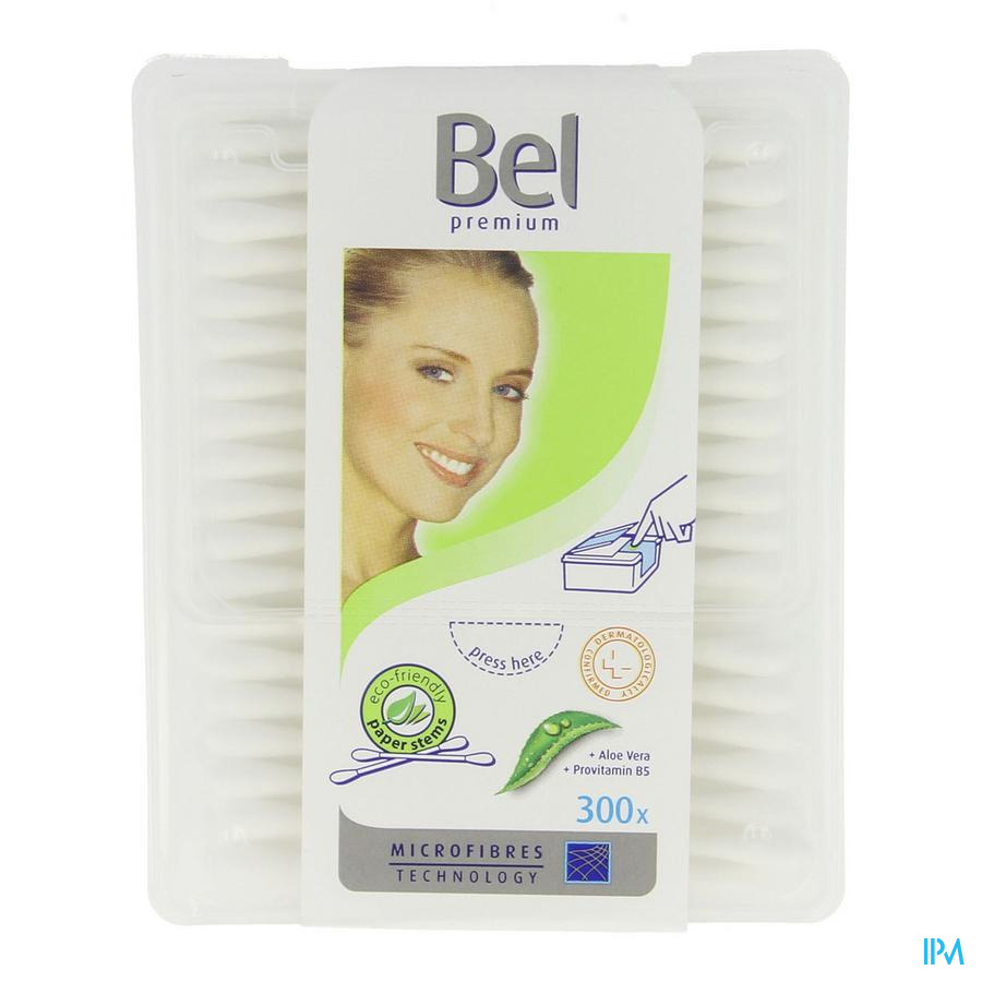 Bel Premium Coton-tiges 300