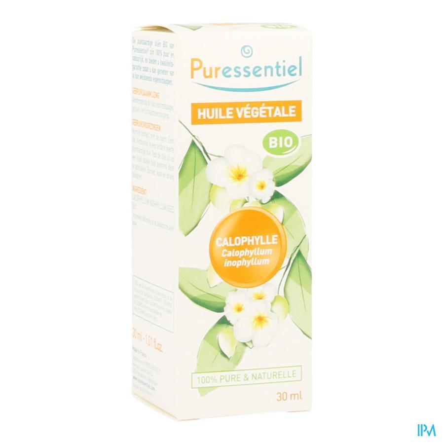 Puressentiel Huile Vegetal Bio Calophylle 30ml