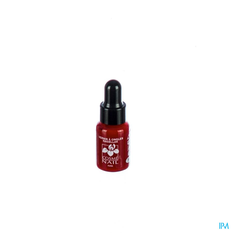 Lisandra Cosmenail Vao 14 Rouge Tendre 5ml