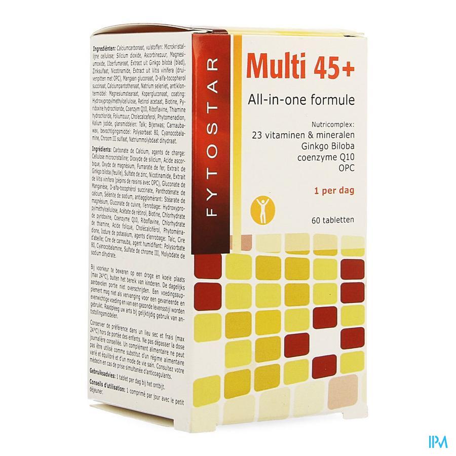 Multi 45+ Tabl 60