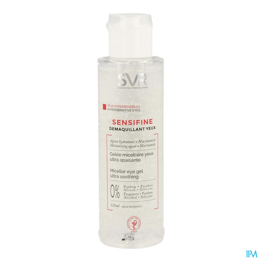 Sensifine Demaq Yeux Fl 125ml