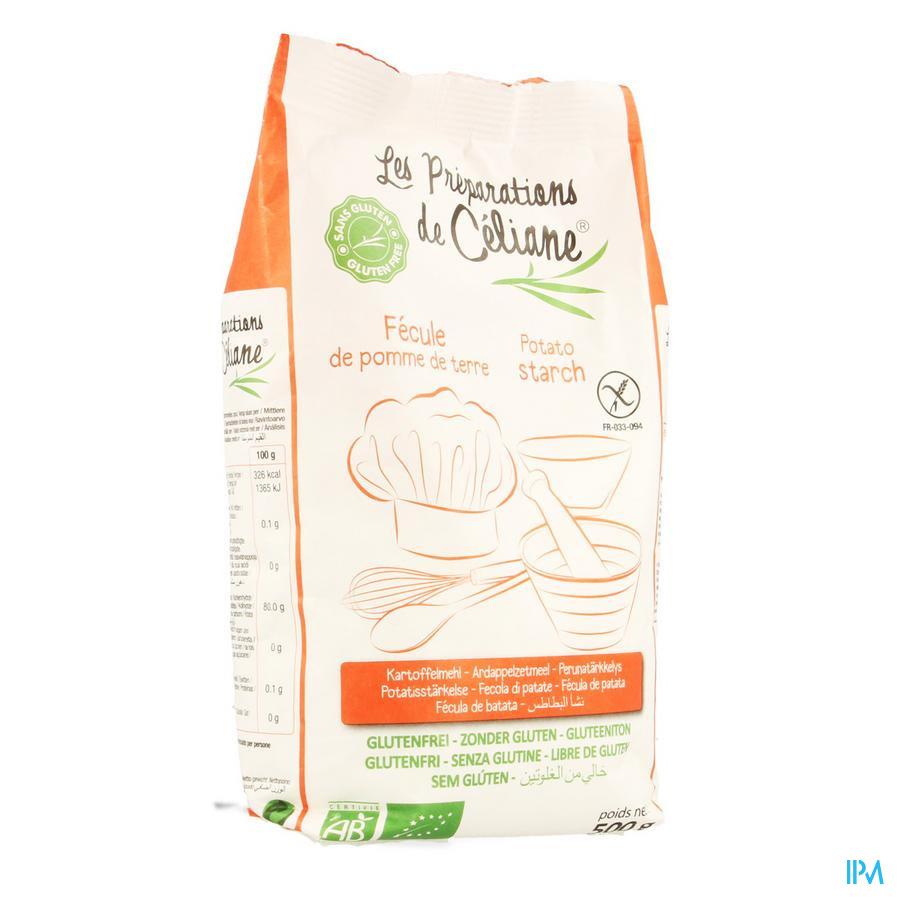 Celiane Fecule Pomme De Terre Bio 500g 4076