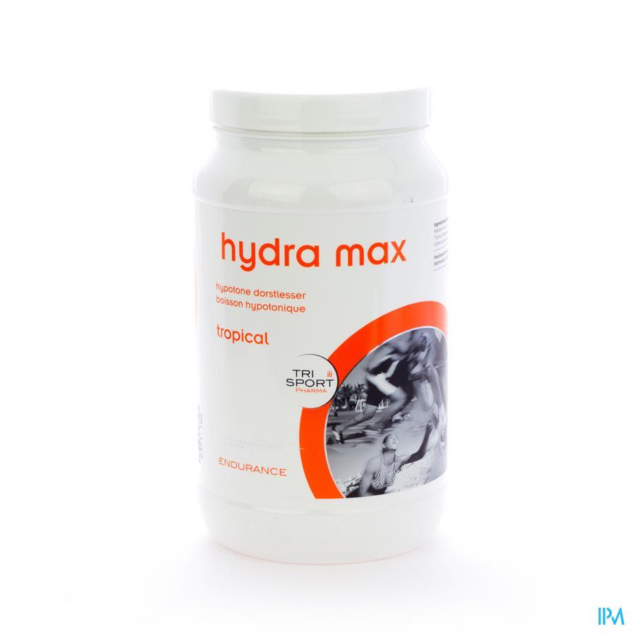 Trisportpharma Hydra-max Tropical Poudre 1kg