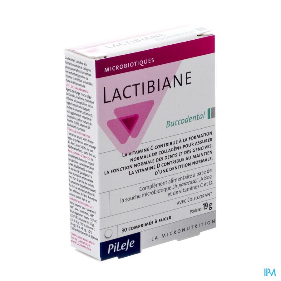 Lactibiane Buccodental Comp 30