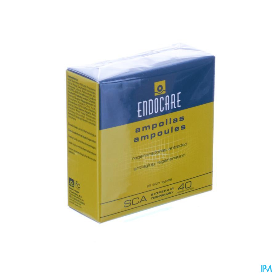 Endocare Ampoules Amp 7x1,0ml