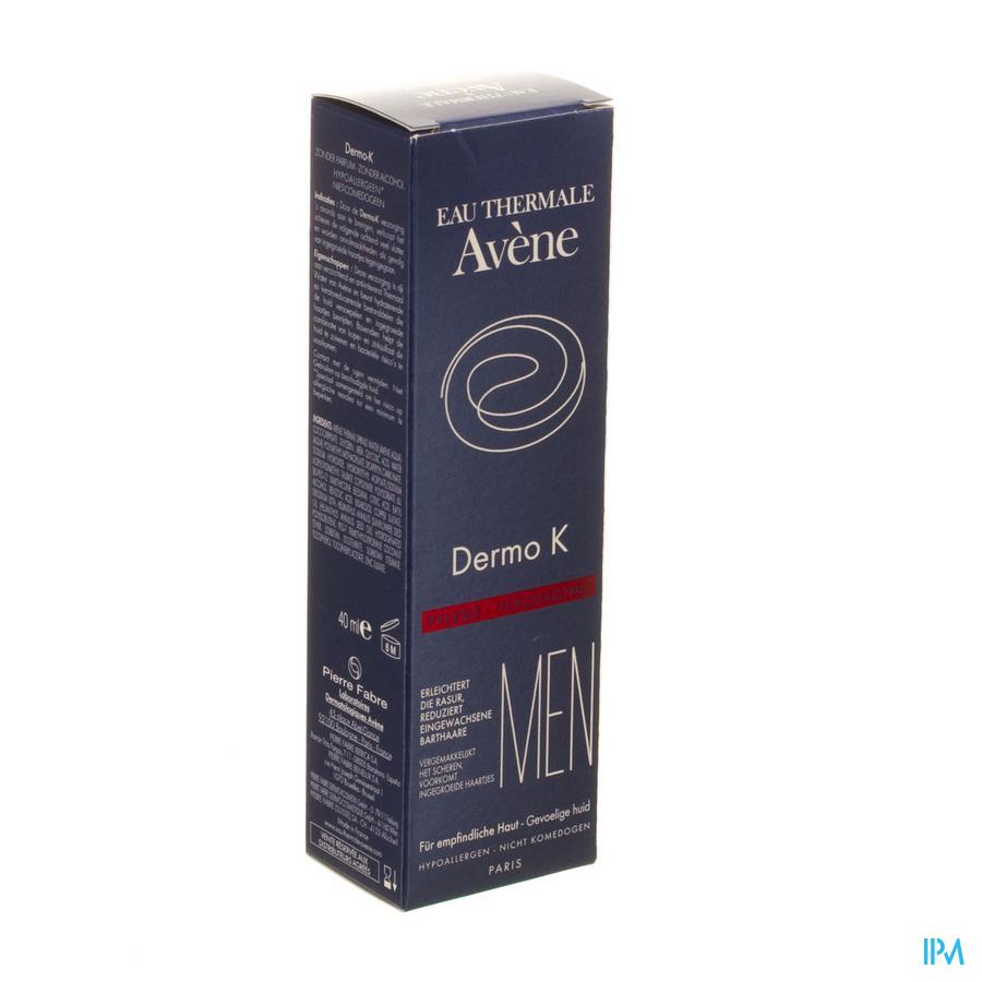 Avene Homme Dermo-k Nf Creme Tube 40ml