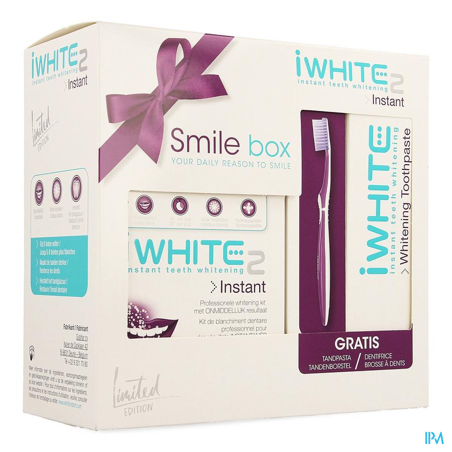 Iwhite Instant 2 Smile Box
