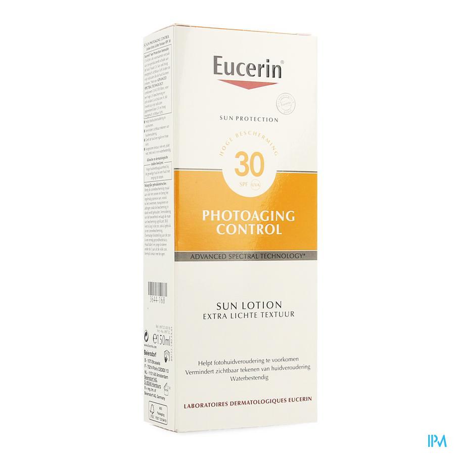 Eucerin Sun Photoaging Contr.ext. Light Ip30 150ml
