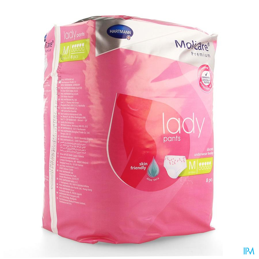 Molicare Premium Lady Pants 5 Drops M 8