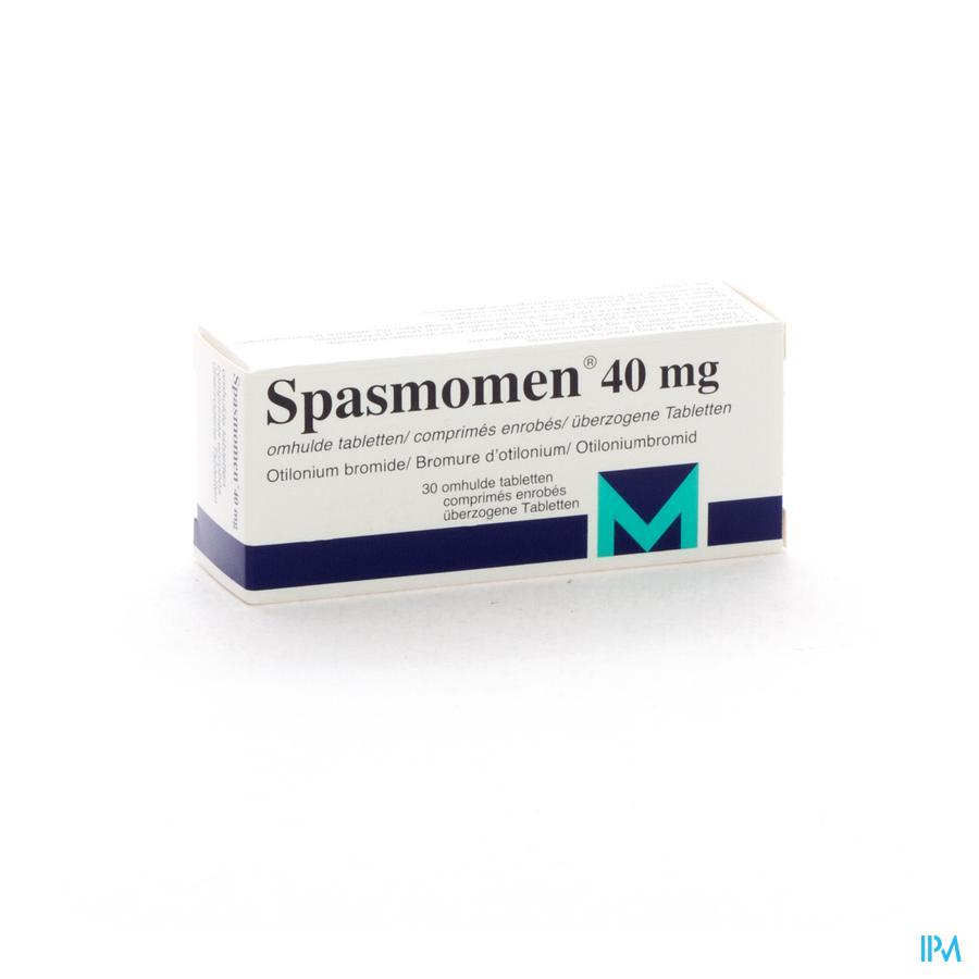 Spasmomen Comp 30 X 40mg