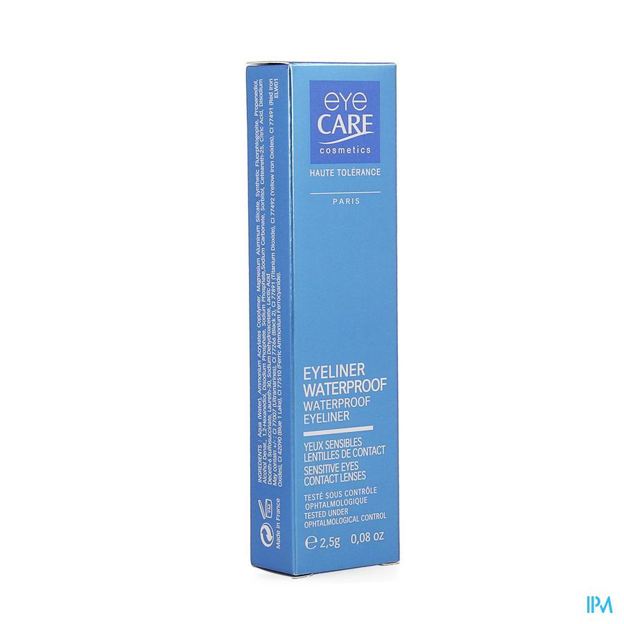 Eye Care Eyeliner Waterproof 331 Zwart 2,5ml