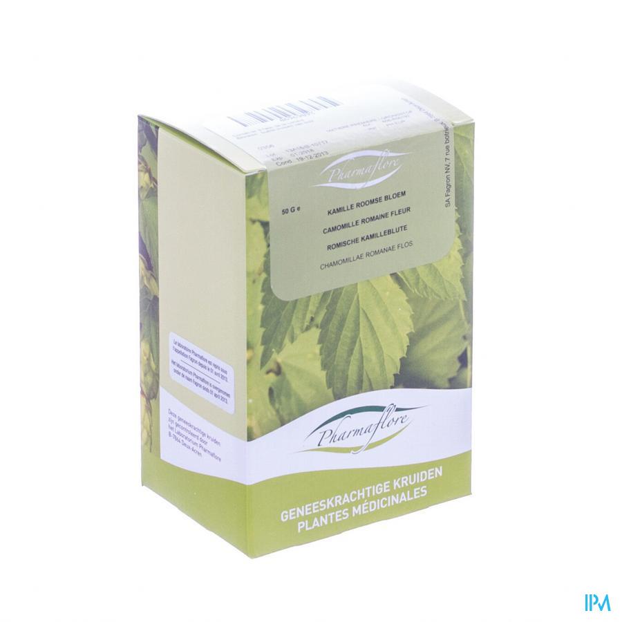 Camomille Romaine Fleur Boite 50g Pharmafl