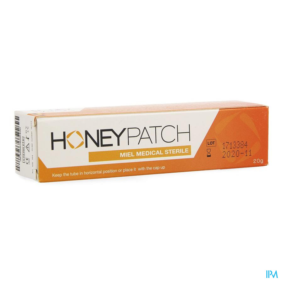 Honeypatch Ung Honing Tube 1x20g