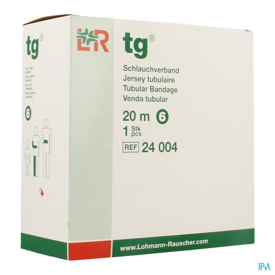 Tubegauz Buisvormig Verband 20m T6 24004