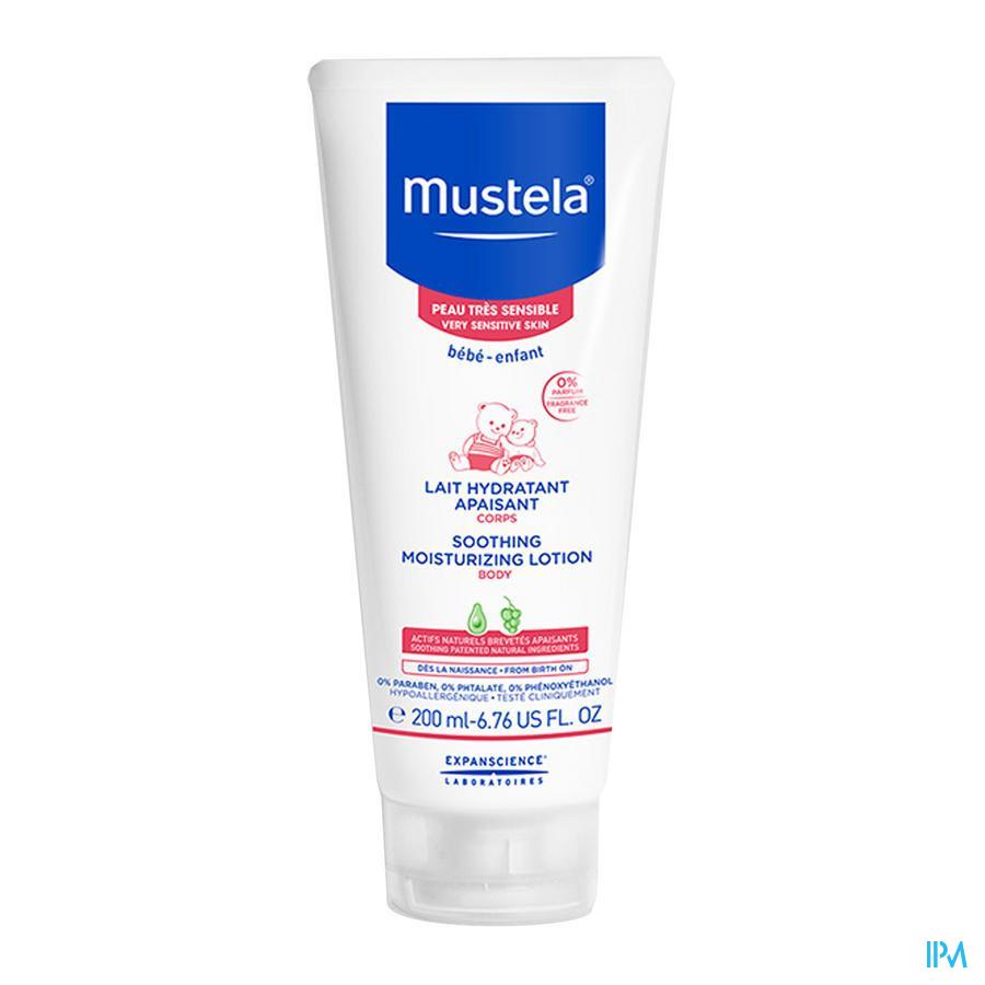 Mustela Pts Hydraterende Verzachtende Melk 200ml