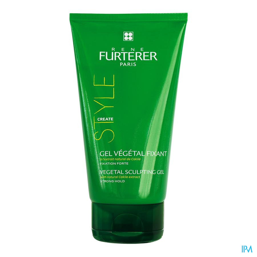 Furterer Style Gel Vegetal Fixant Tube 150ml