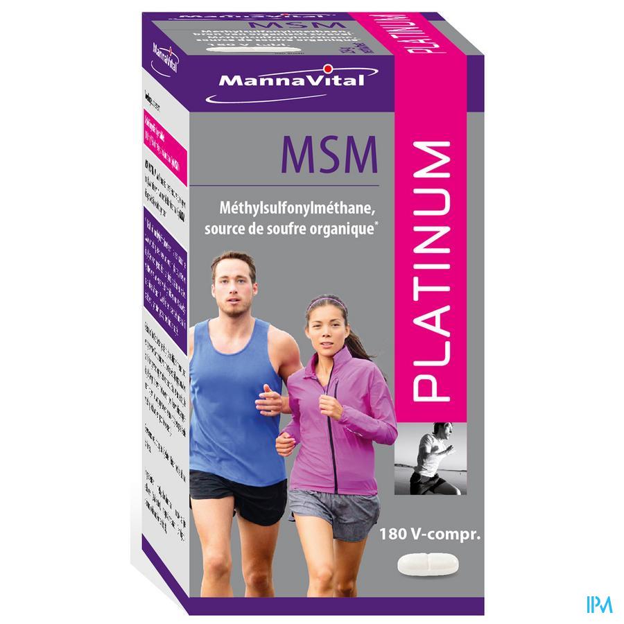 Msm Platinum