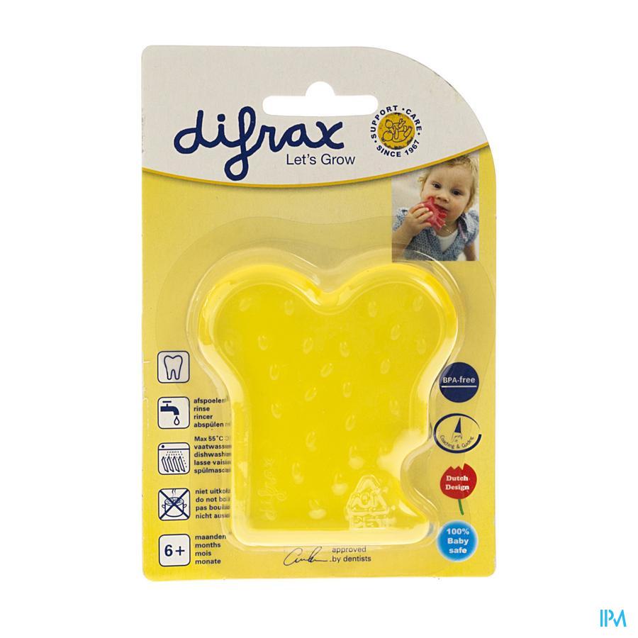 Difrax Bijtspeeltje Funny Food 8200