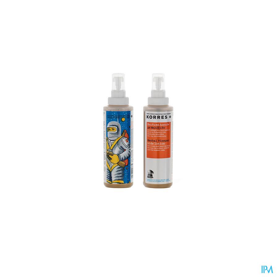 Korres Kp Herbal Vinegar Lotion A/lice 200ml