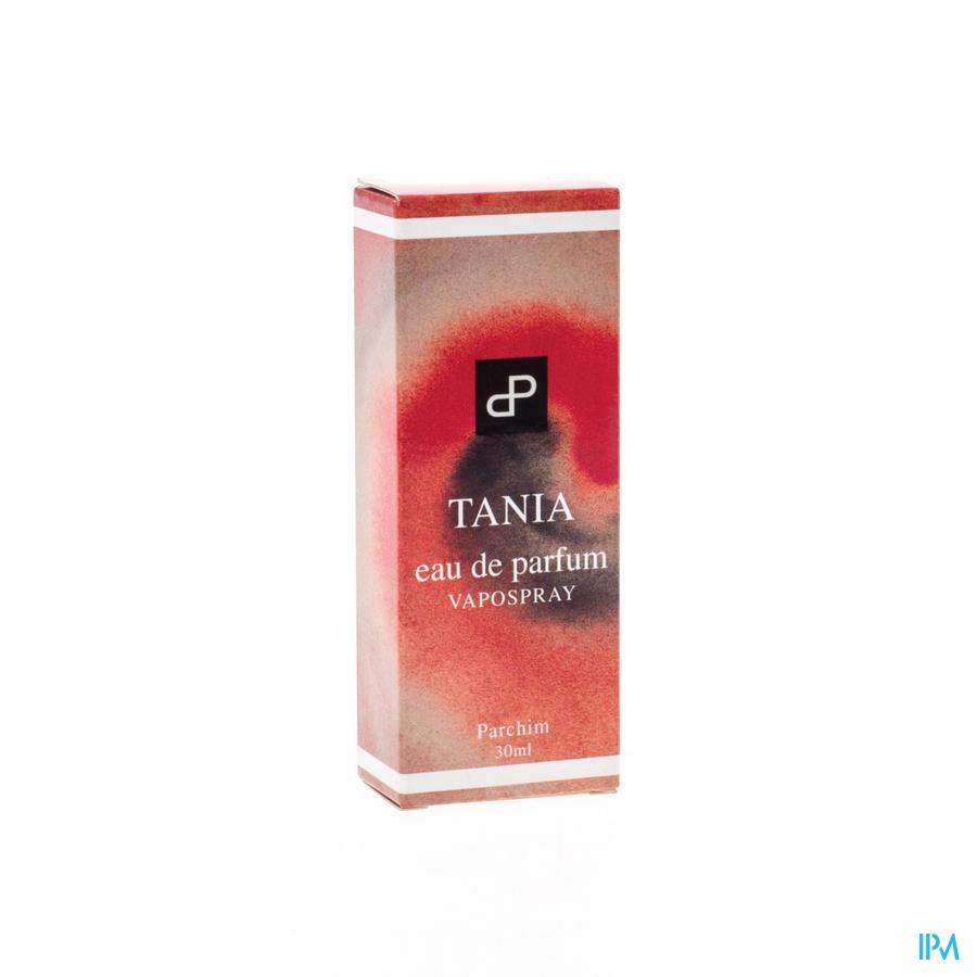 Eau De Parfum Fraver Tania 30ml Vapo Cap Luxe