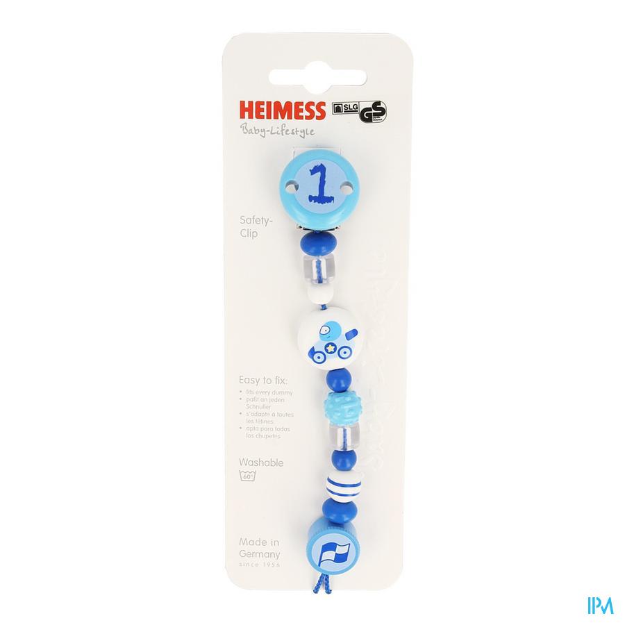 Heimess Fopspeenketting Plastic Formule 1 H732530