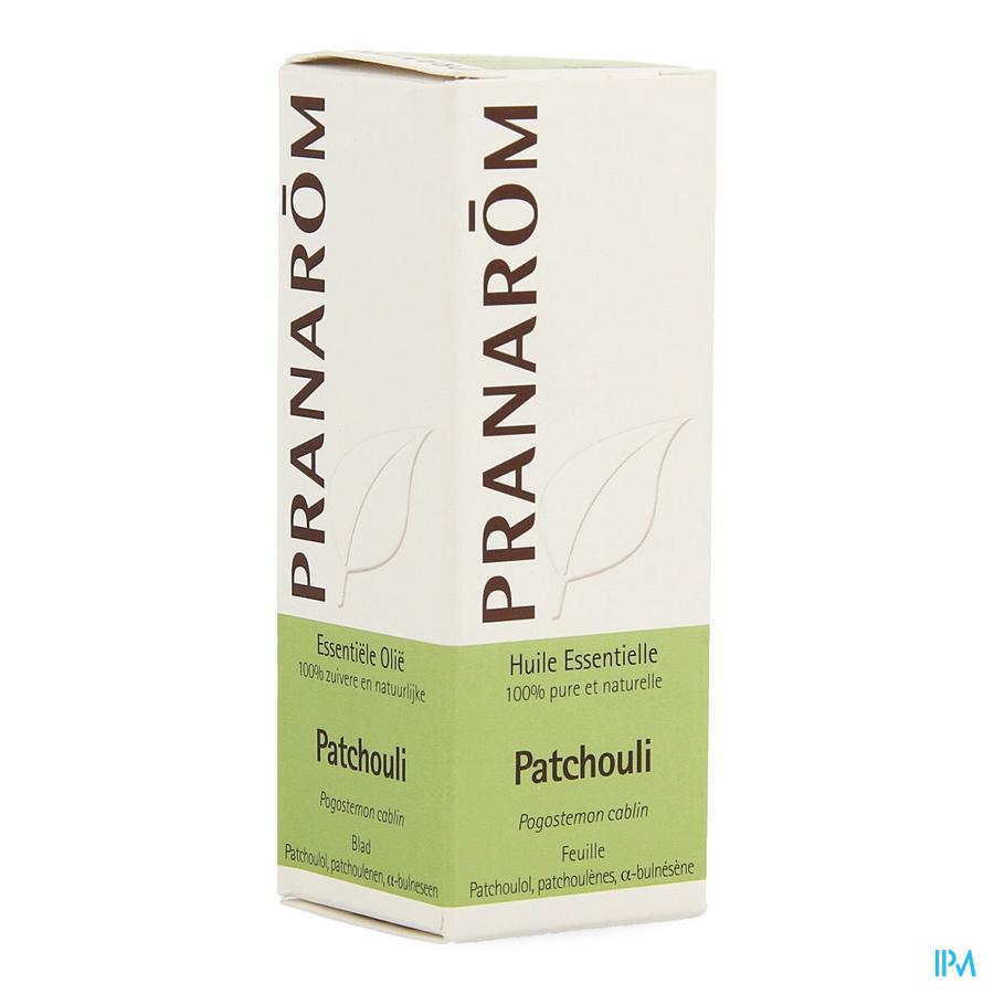 Patchouli Huile Essentielle 5 ml  -  Pranarom