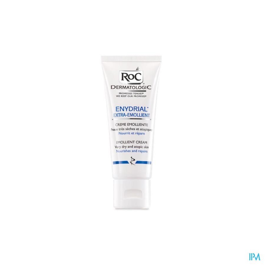 Roc Enydrial Extra-emollient Crème Visage 40ml