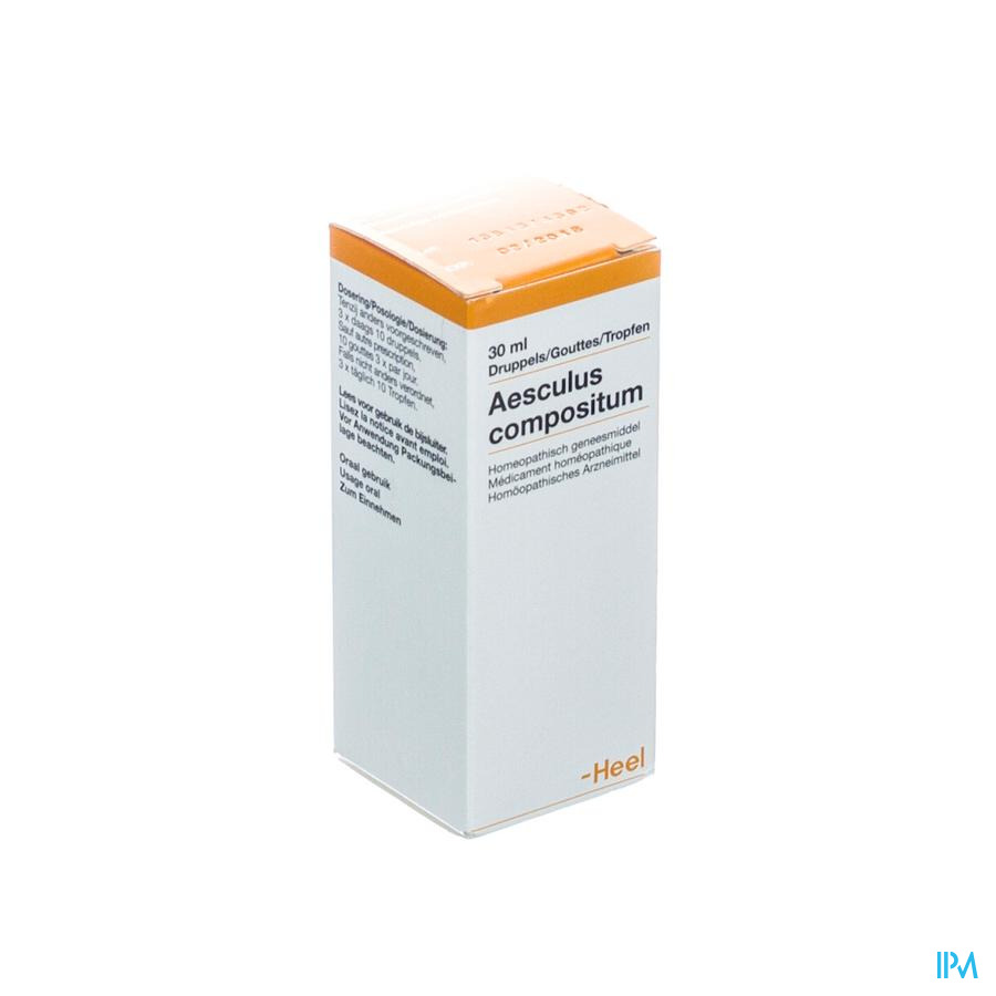 Aesculus-heel Tabletten Druppels 30 ml Heel