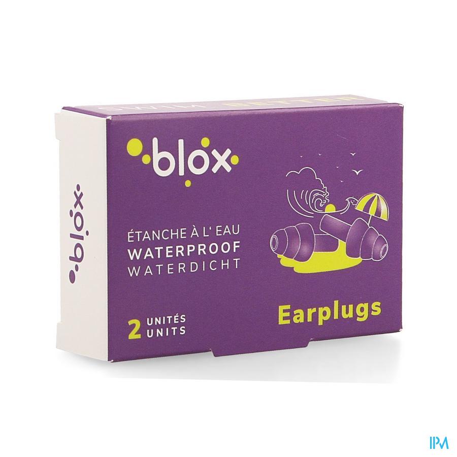 Blox Waterbestendig Volwassen Oordoppen 1 Paar
