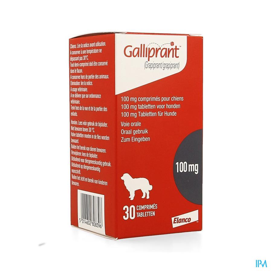 Galliprant 100mg Hond Comp 30