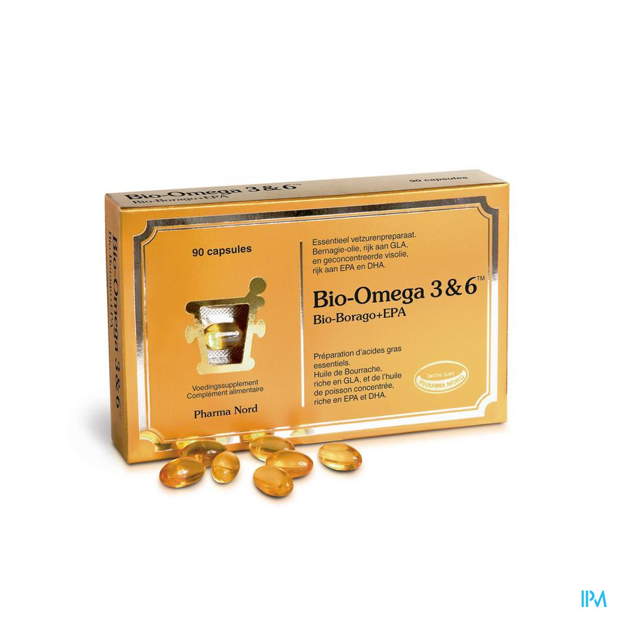 Bio-Omega 3&6
