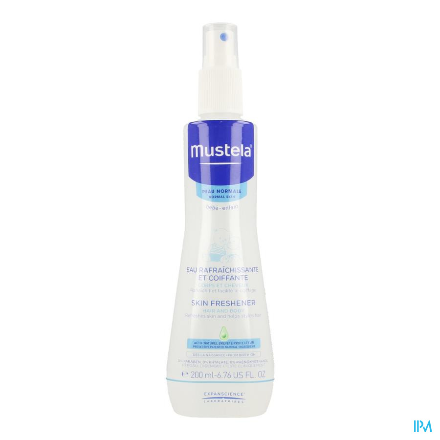 Mustela Pn Water Verfrissend 200ml