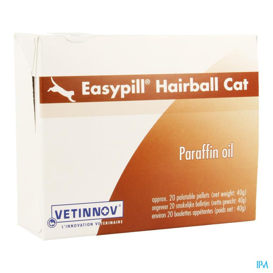 Easypill Hairball Pate Kat 40g