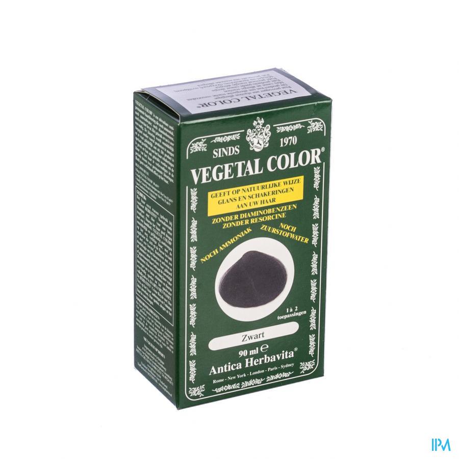 Vegetal Color Zwart 90ml