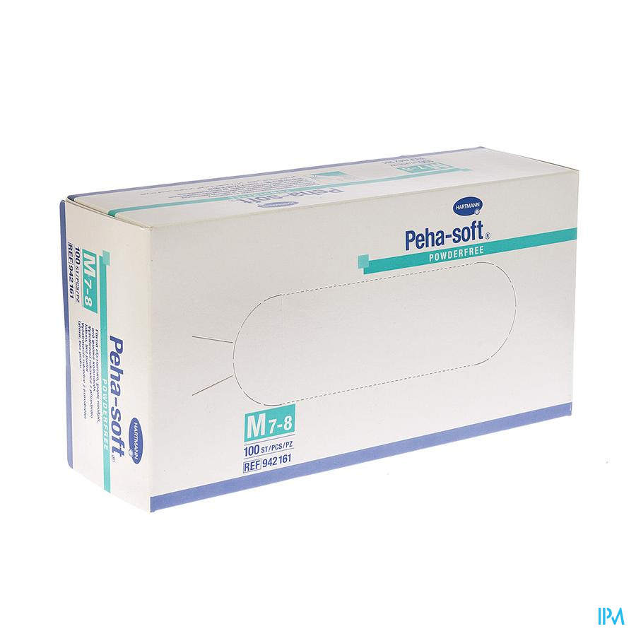 Peha-soft Latex Non Poudrés M 100 P/s