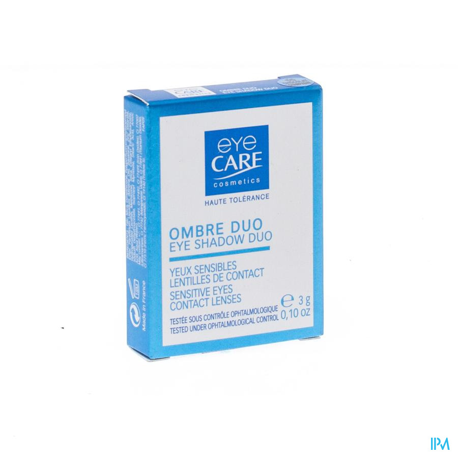 Eye Care Oogschaduw Duo Chocolat-champagne 00055