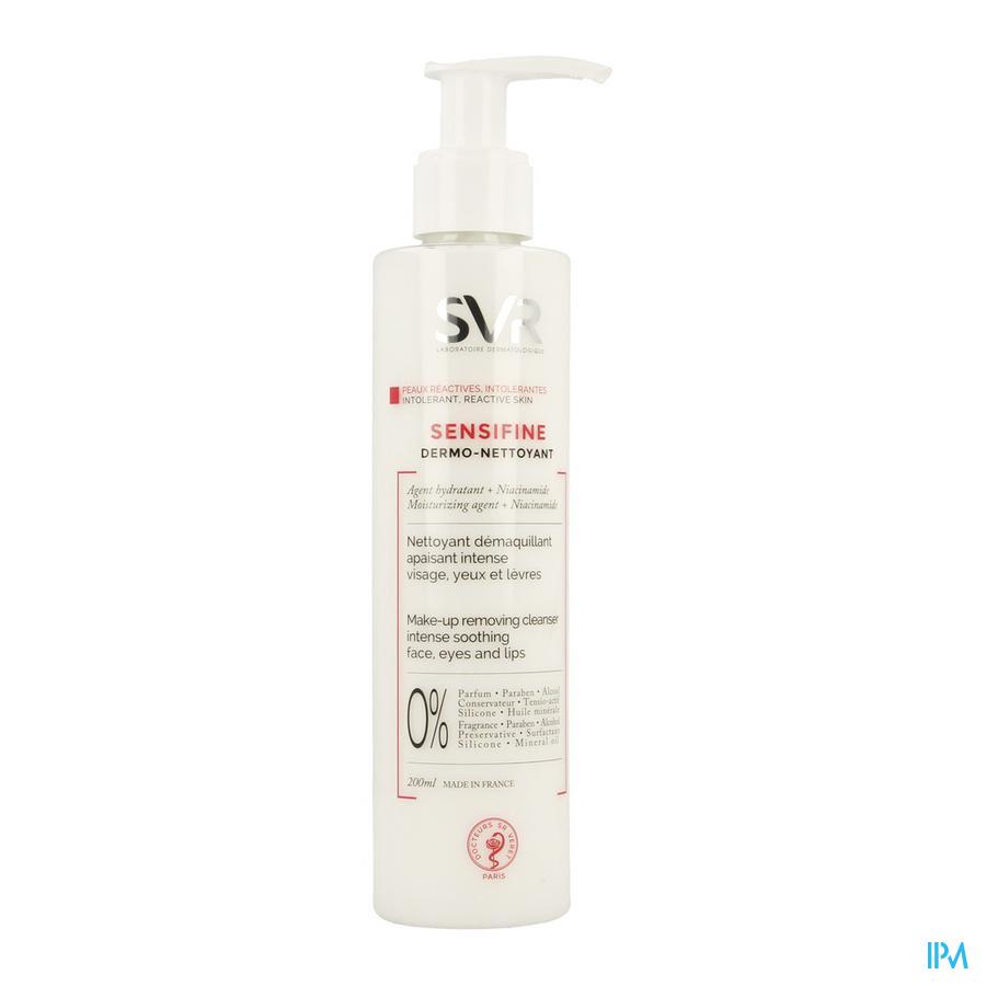 Sensifine Dermo-nettoyant Fl Pompe 200ml
