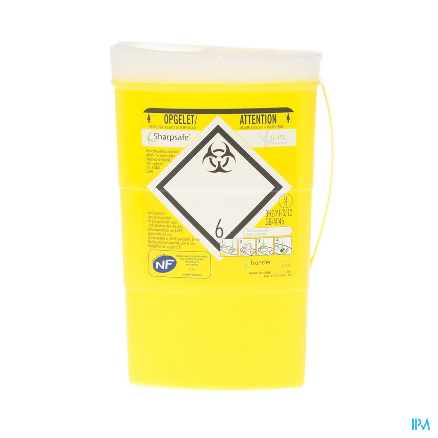 Sharpsafe Exchange Sunshine 0,45l 4170