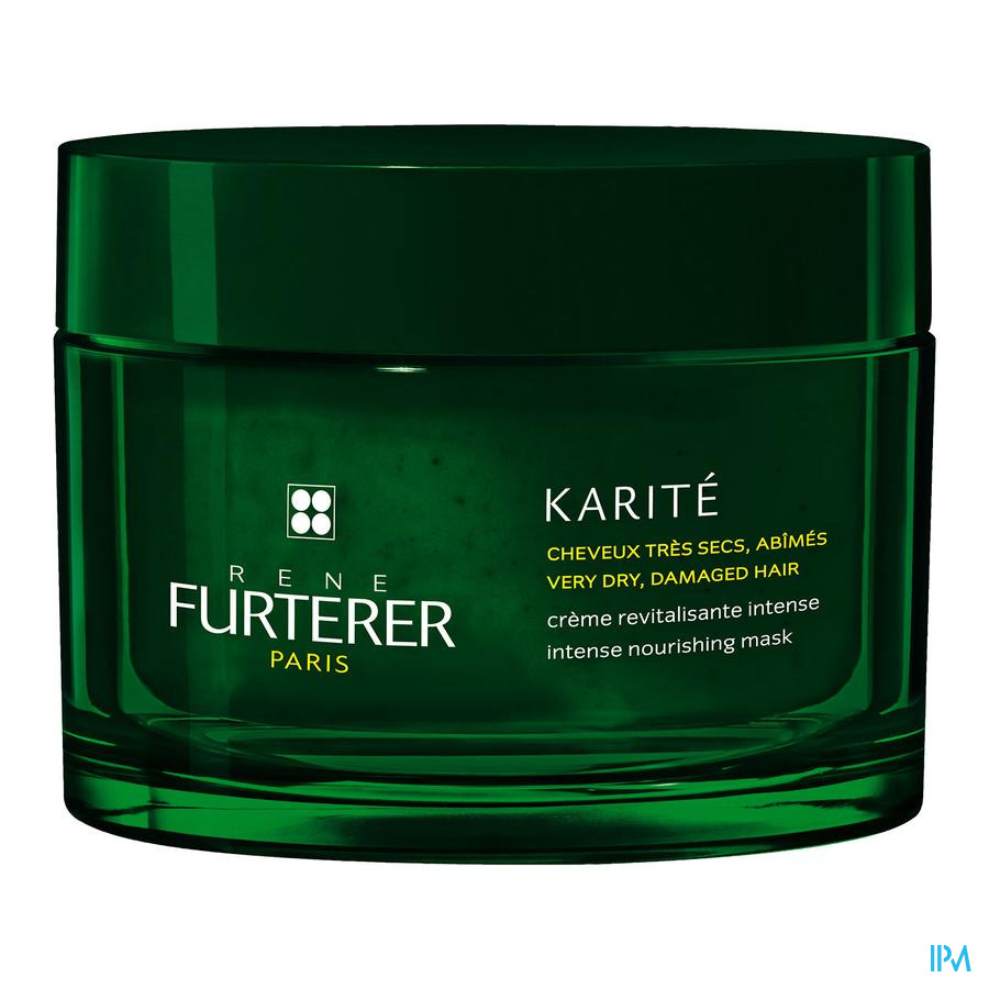 Furterer Karite Ethique Creme Pot 200ml