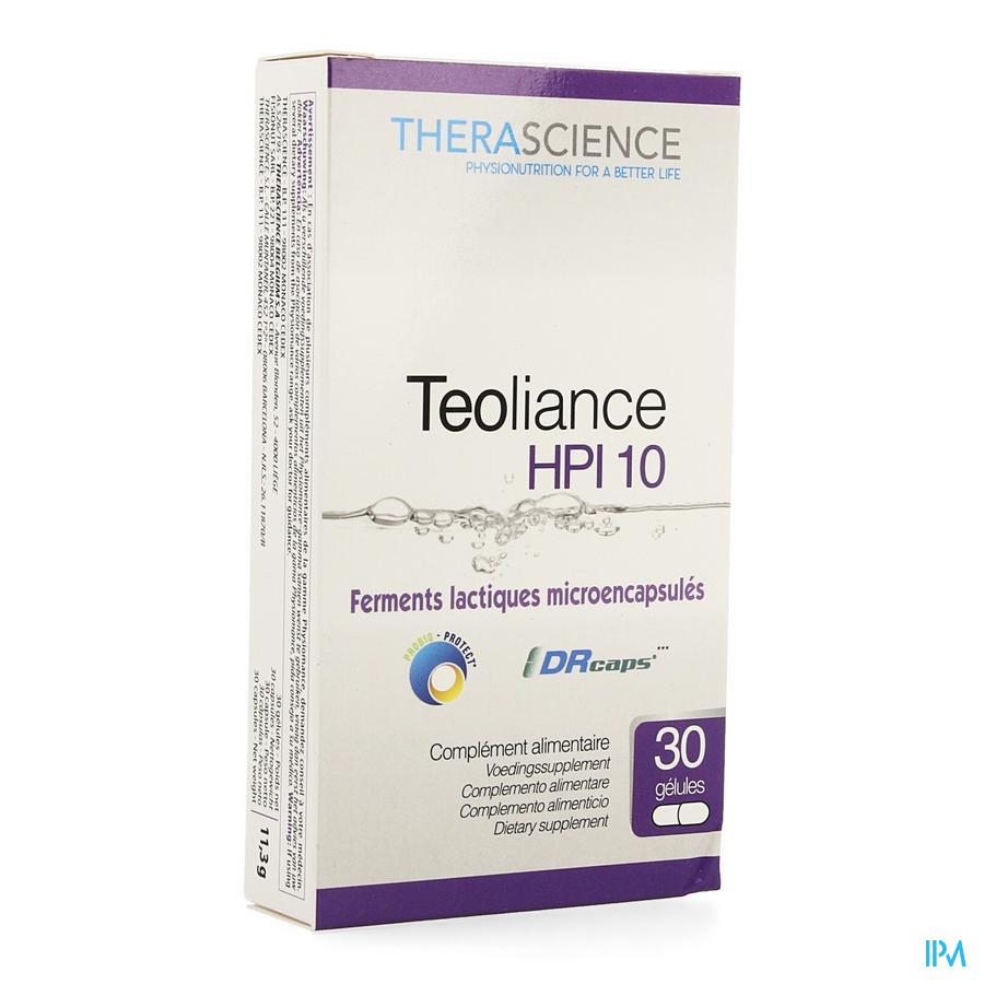 Hpi 10mil. Gel 30 Teoliance Phy247