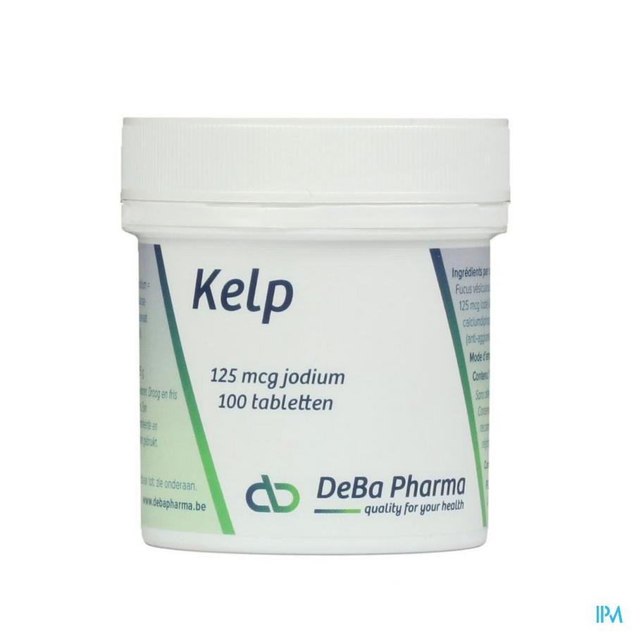 Kelp V-caps 100 Deba