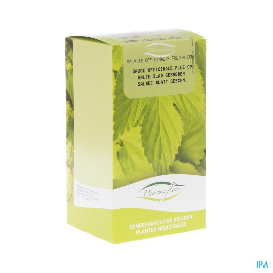 Sauge Offic. Feuille Coupee Boite 100g Pharmafl