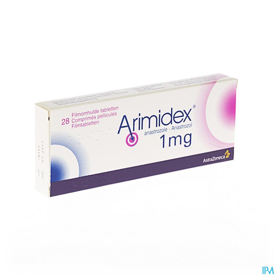 Arimidex Tabl 28
