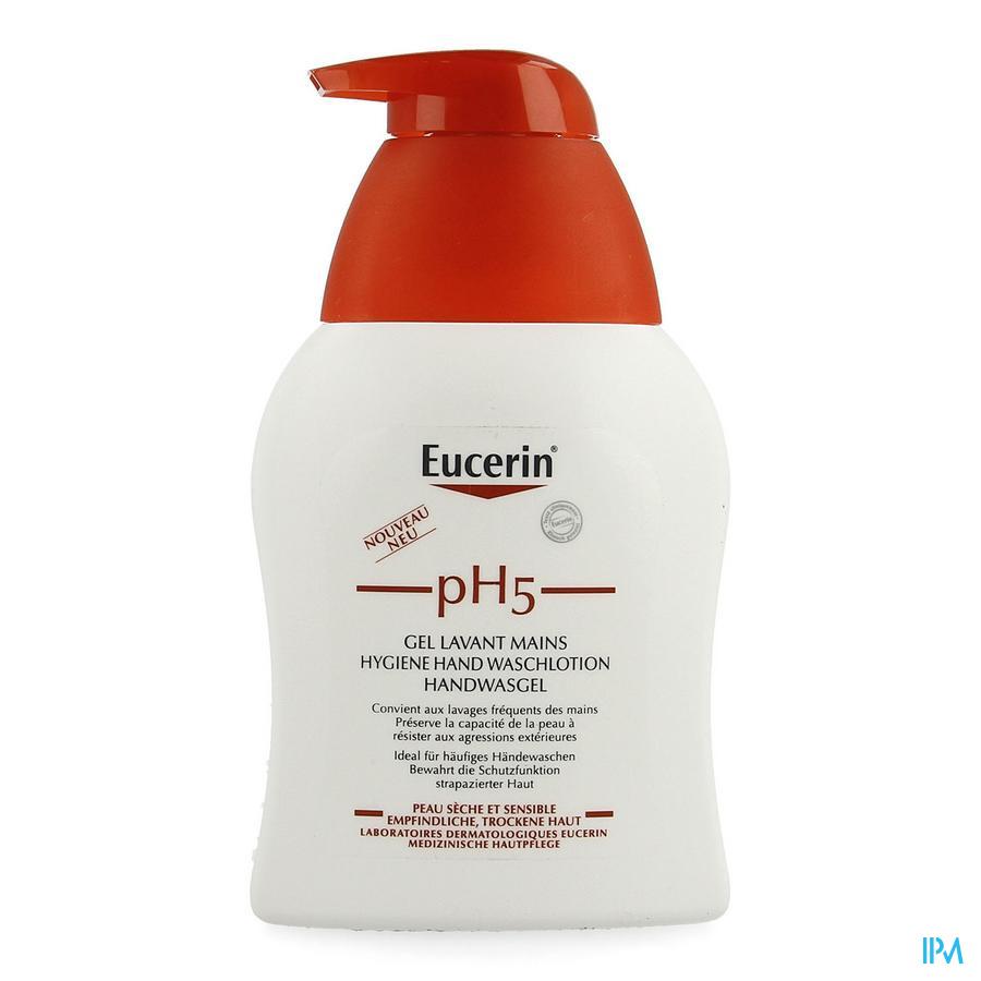Eucerin Ph5 Handwasgel Fl 250ml