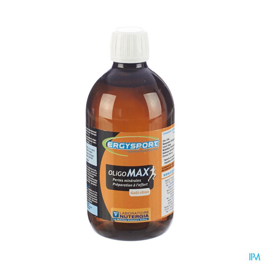 Ergysport Oligomax 500ml