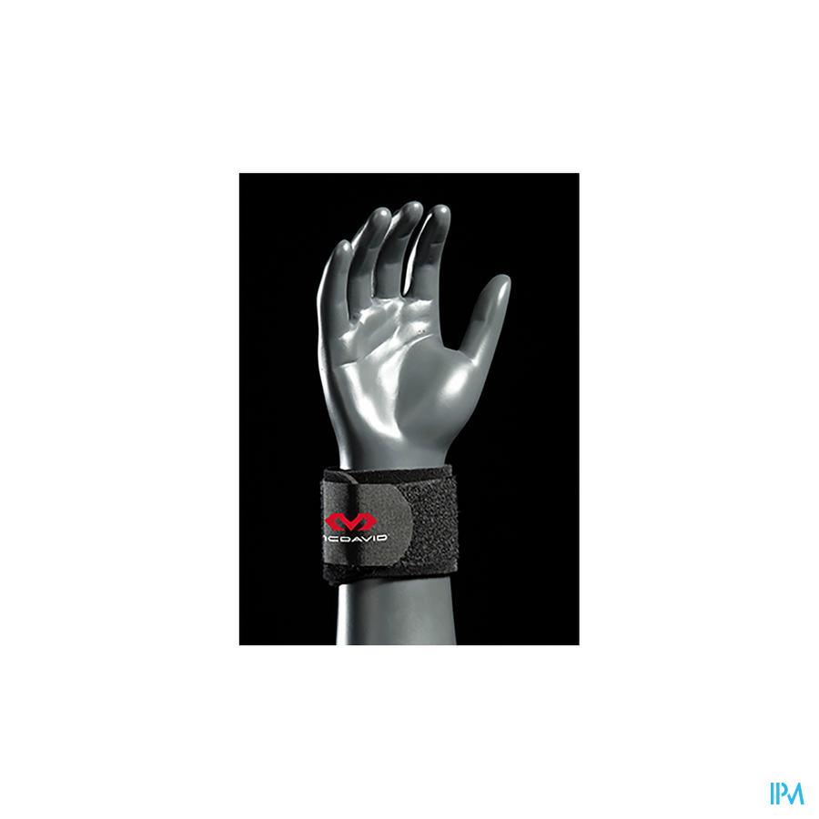 Mcdavid Wrist Strap Black One Size 452