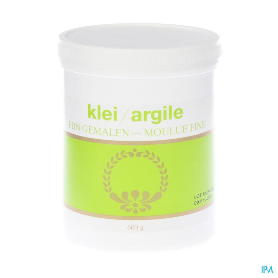 Argile Verte Poudre 600 gr  -  Kela